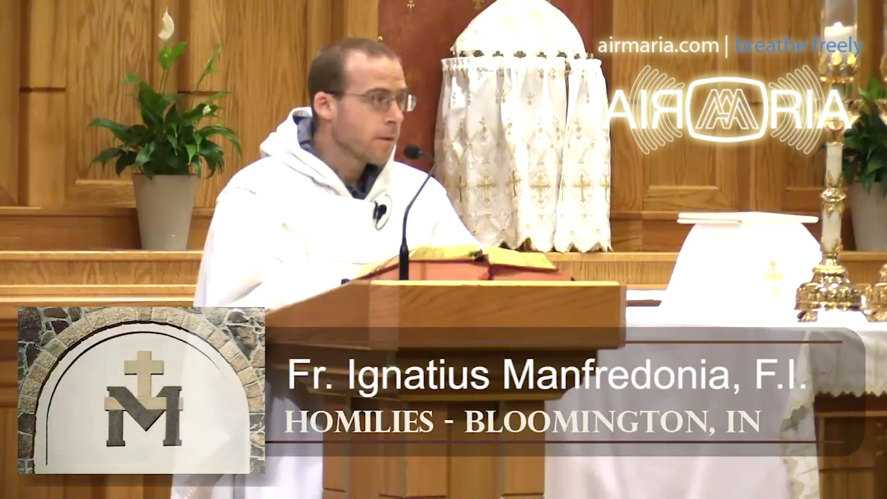 Jul 14 – Homily – Fr Ignatius: St. Kateri, Facing Persecution