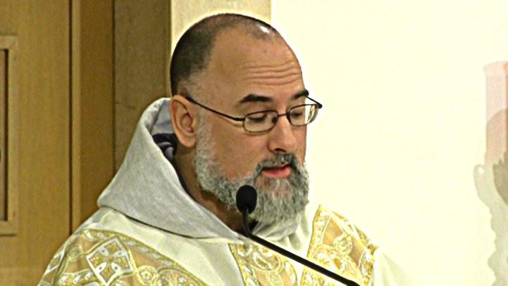 Jul 17 – Homily – Fr Alan: Not Peace, But A Sword