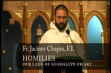 Jul 29 – Homily – Fr Jacinto: The Soul of the Apostolate