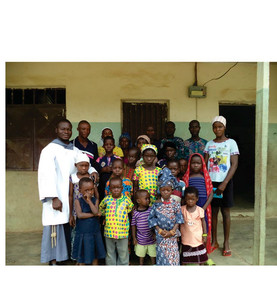 Franciscan Handmaids and the F.F.I. Nigerian Mission