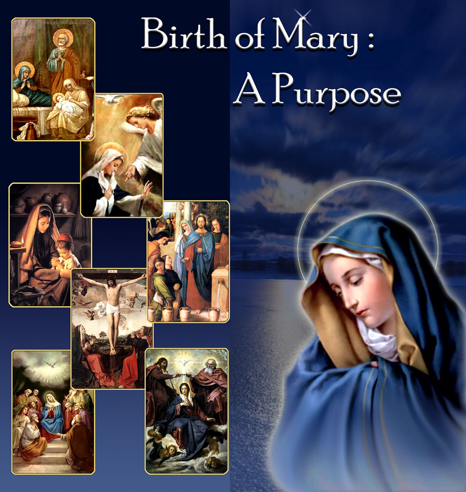 Celebrating the Birth of the Mother of God