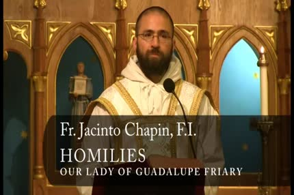 Aug 06 – Homily – Fr Jacinto: The Transfiguration and Heavenly Goals