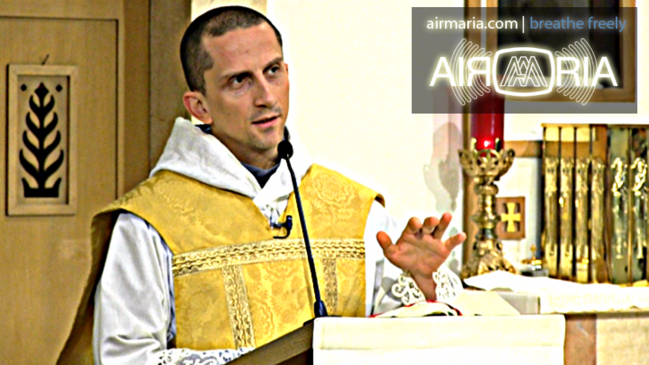 Aug 11 – Homily – Fr Matthias:  St. Clare and the Choice of Poverty