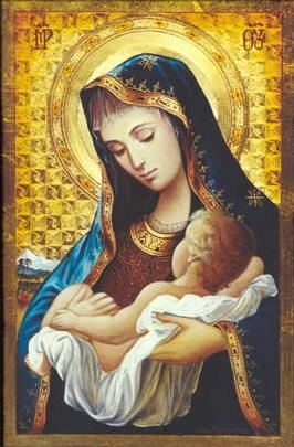 October 11th: Feast of the Maternity of Our Lady