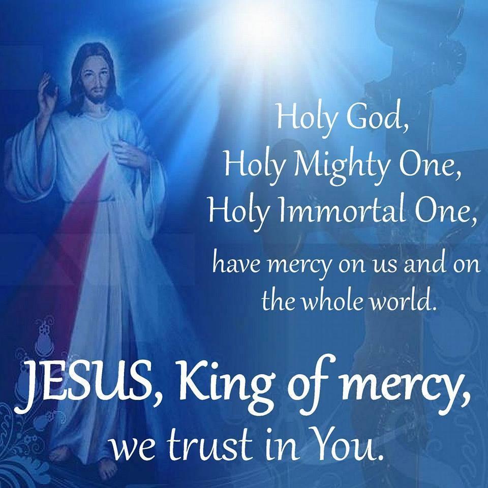 Trust and Mercy