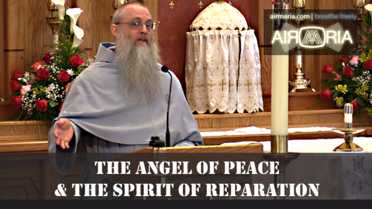 May 13 Live Stream Talk: Fr. Angelo Geiger – The Angel of Peace & the Spirit of Reparation