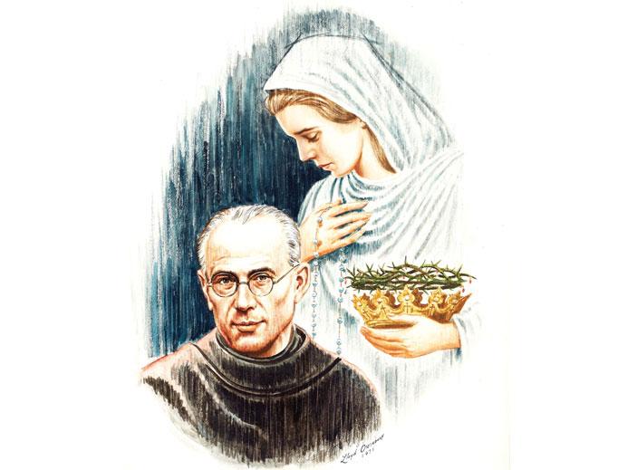 O Immaculata: St. Maximilian's Marian Militia Turns 100 | ncregister.com