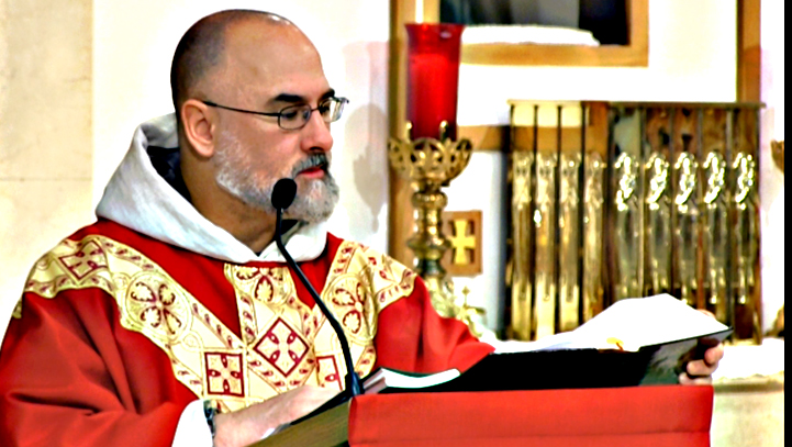 Nov 14 – Homily – Fr Alan: Martyrdom and the Courage of Charity