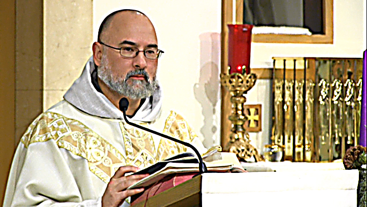 Dec 04 – Homily – Fr Alan: Peace Only with the Messiah