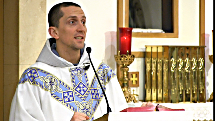 Lenten Resolutions – Feb 13 – Homily – Fr Matthias