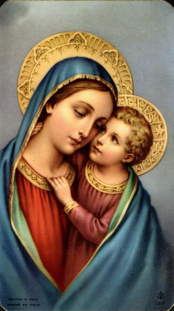 Mother of Christ and Our Mother: Mary!