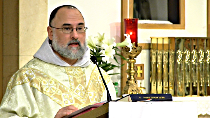 Why Jesus Forbade Magdalene to Hold Onto Him – Apr 03 – Homily – Fr Alan