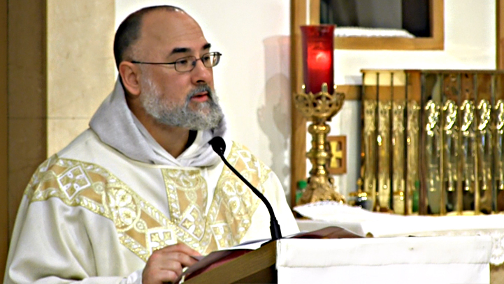 Bread of Life: Jesus' Real Presence – Apr 17 – Homily – Fr Alan