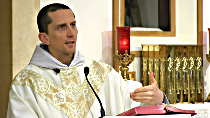 Frequent Communion – Apr 18 – Homily – Fr Matthias