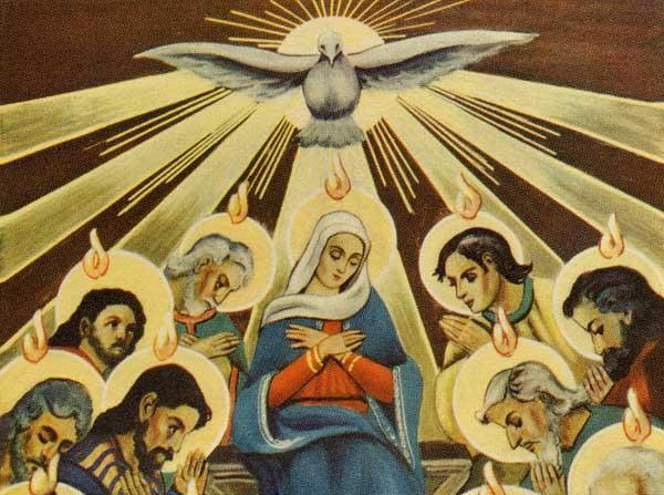 Veni Sancte Spiritus- Franciscan Friars of the Immaculate