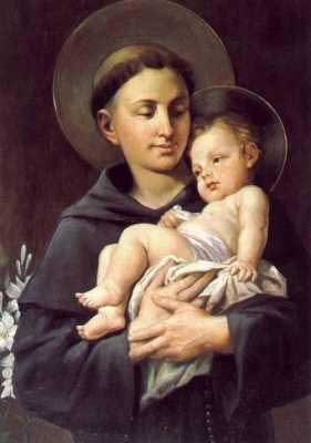A Petition Prayer to St. Anthony