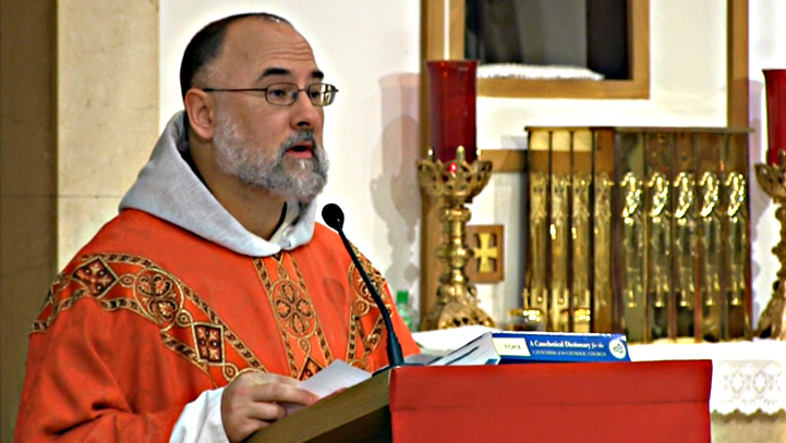 St. Matthias, Called to the Cross and to Glory – May 14 – Homily – Fr Alan