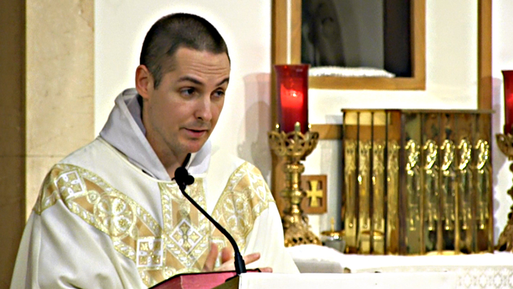 """From """"Vain"""" to """"Saint"""" Margaret – May 16 – Homily – Fr Terrance"""