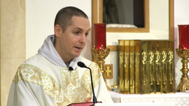 An Encounter With Jesus – May 28 – Homily – Fr Terrance