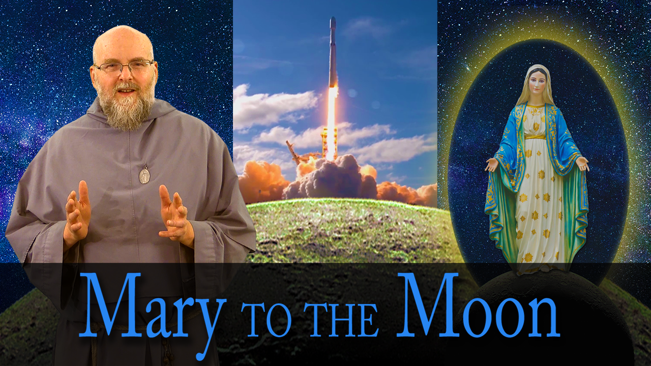 Mary to the Moon #1