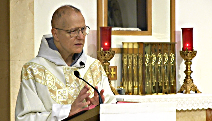 St. Benedict's Formula for a Holy Life – Jul 11 – Homily – Fr Maximilian W