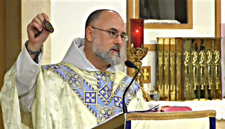 Brown Scapular – Precious Gift from Our Mother – Jul 16 – Homily – Fr Alan