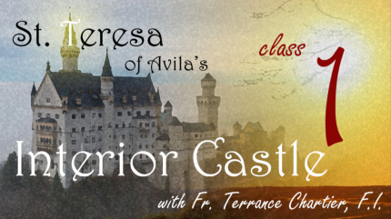 (Audio (Improved)) Interior Castle, #1: Intro, part 1 – CONF 476