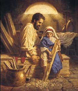 May 1st: St. Joseph the Worker