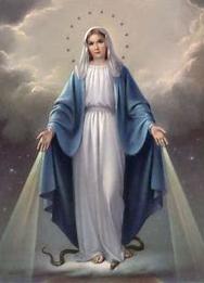 Mediatrix of All Graces