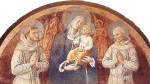 May 20th: St. Bernardine of Siena and Our Lady