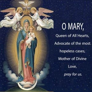 Mary our Advocate